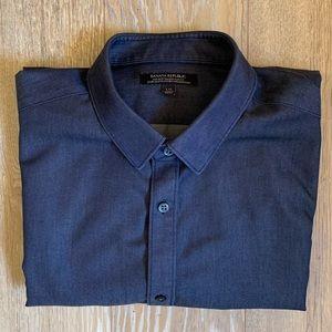 Banana Republic Non Iron Tailored Slim Fit Shirt